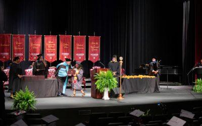 Utica Campus ceremony wraps up graduation
