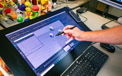 Online classes, animation program lauded in national surveys