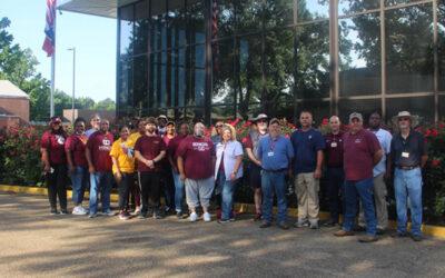 Group effort spurs Utica Campus cleanup day