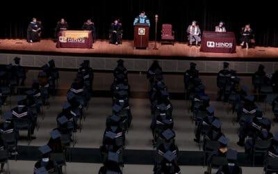 Nearly 600 graduate in three summer ceremonies