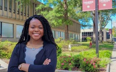 Hinds CC Utica student named 2021 HBCU Scholar