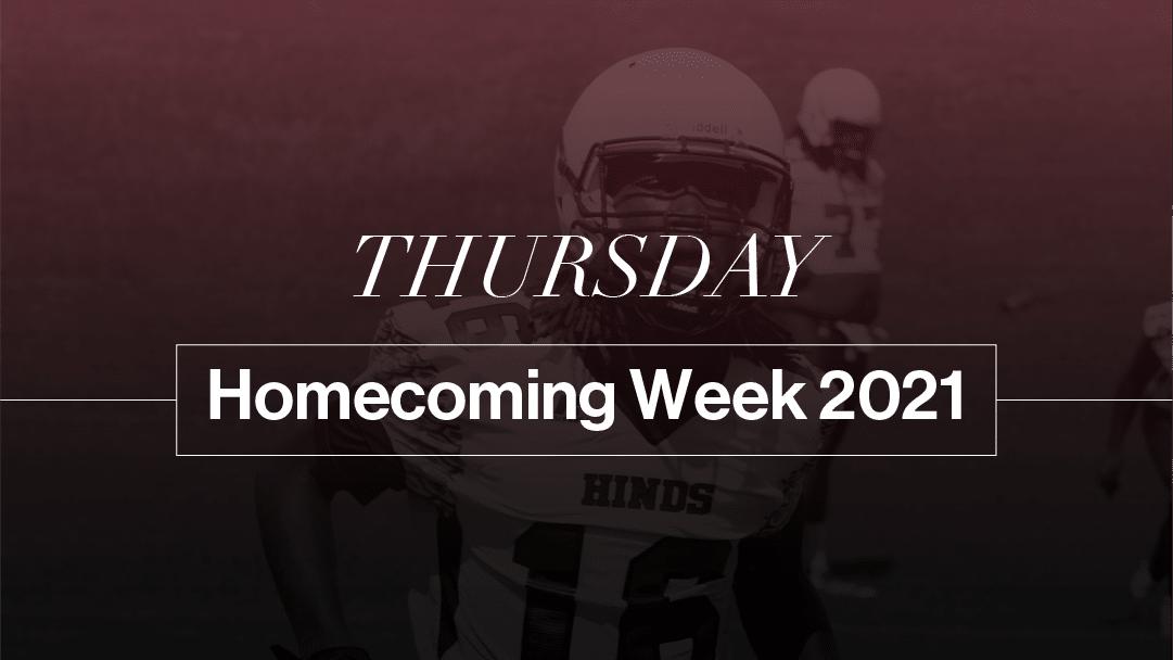 Thursday Homecoming Week 2021