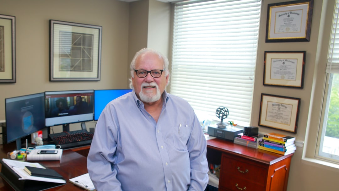 Online classes at Hinds CC key to lifetime learning for Jackson man